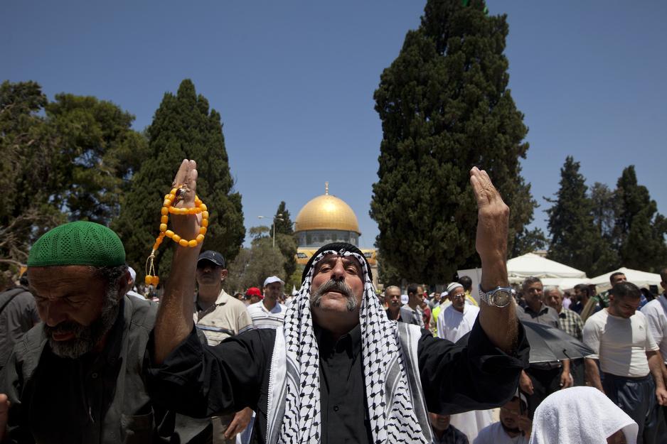 Izrael opozvao ambasadora iz Stokholma – U petak dozvoljen prilaz Al-Aksi