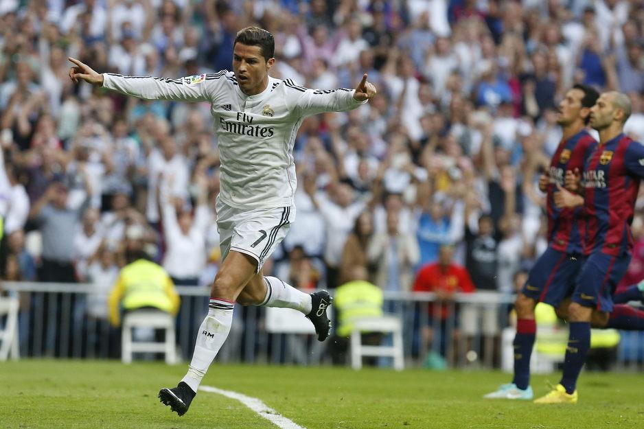 Real Madrid slavio u El Clasicu