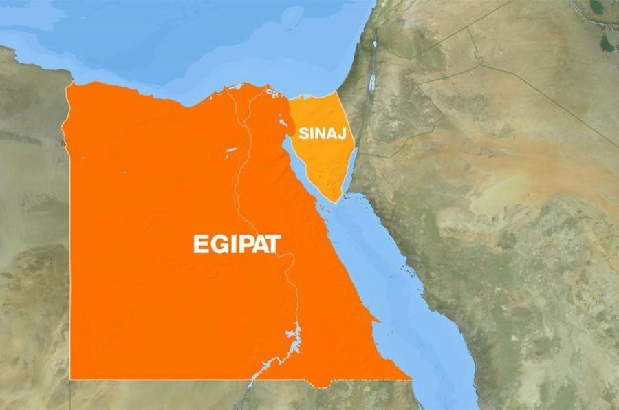 Egipat: Uvedeno tromjesečno vanredno stanje