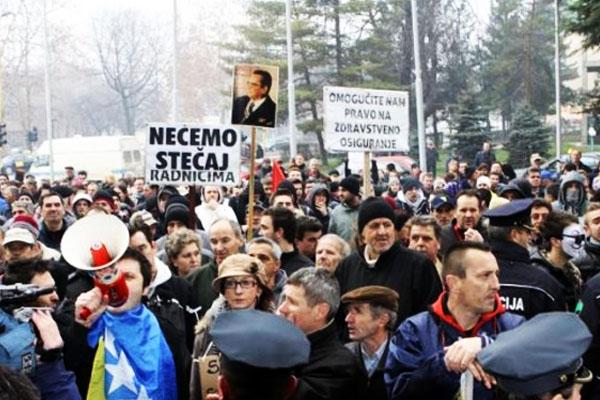 Bura radničkog nezadovoljstva ponovo potresa TK – Danas novi protesti?!